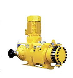 PRIMEROYAL®系列高性能液压隔膜计量泵